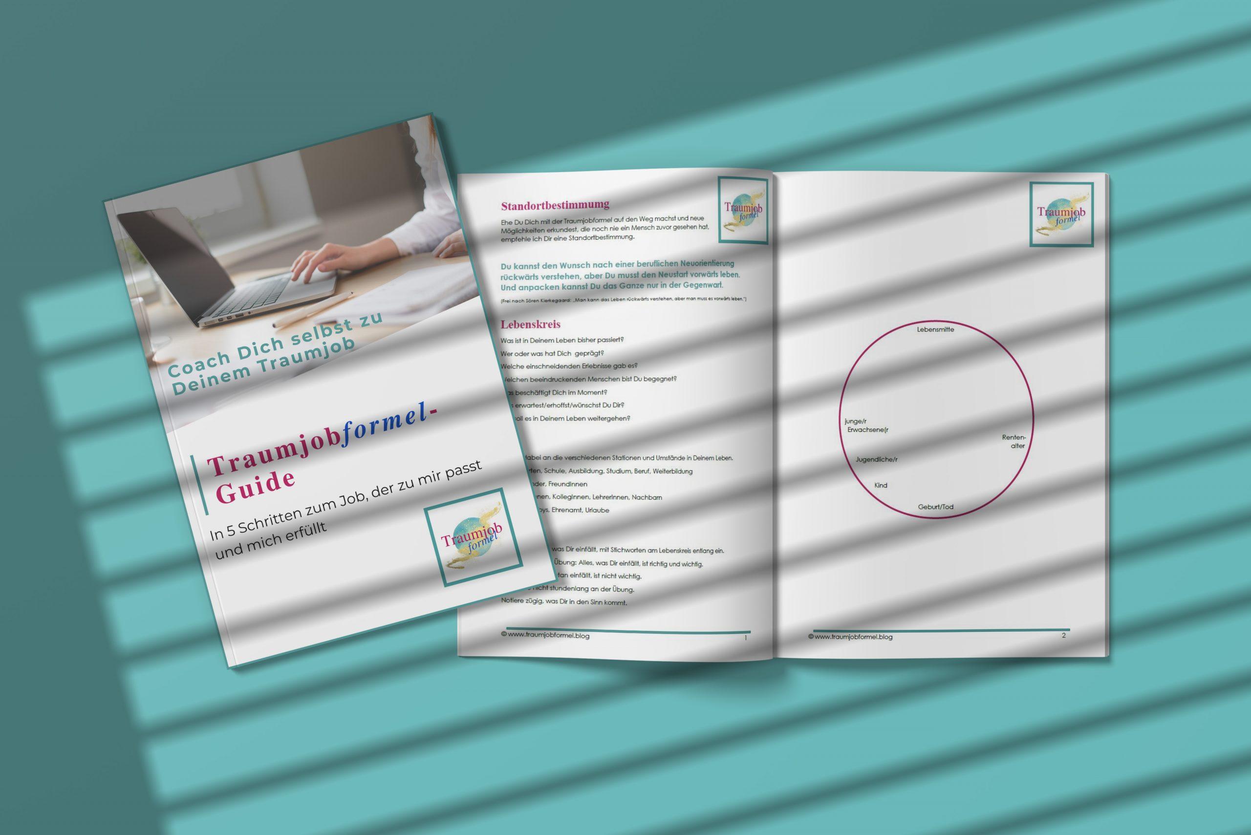 berufliche Neuorientierung kostenloser E-Mail-Kurs