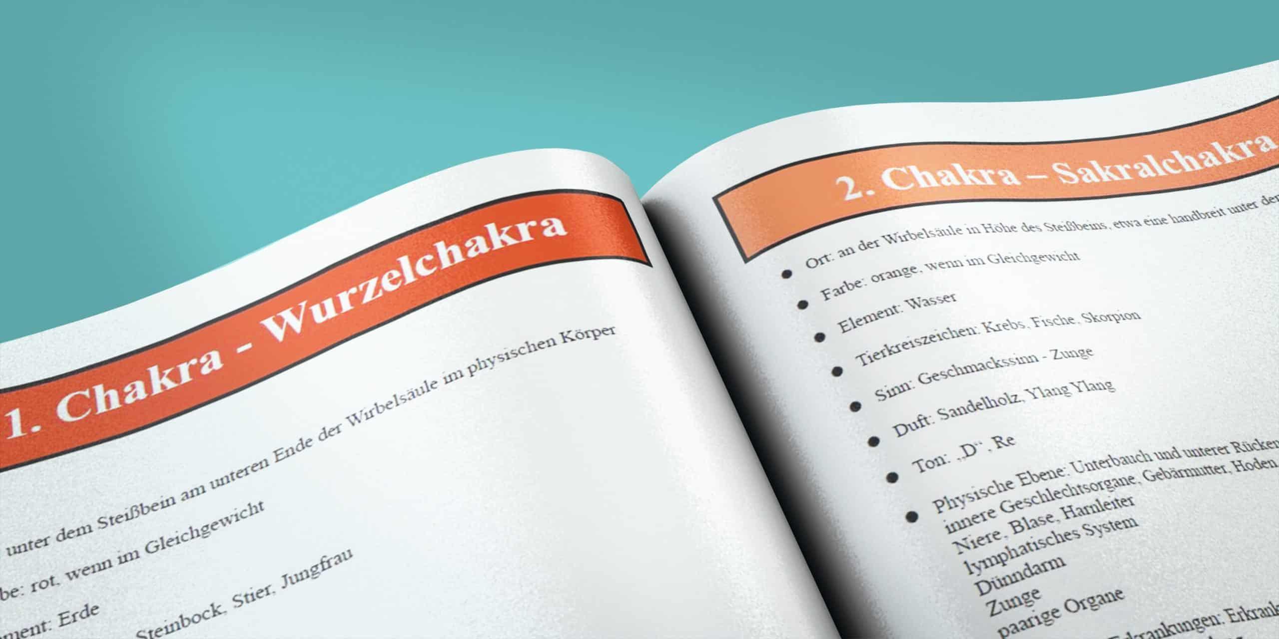 Chakra-Harmonisierung pdf