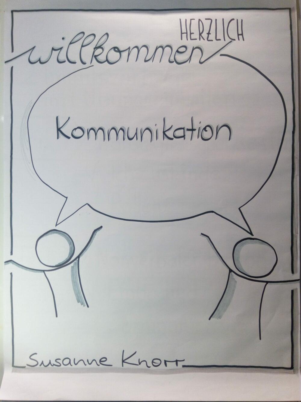 Kommunikation im Beruf verbessern